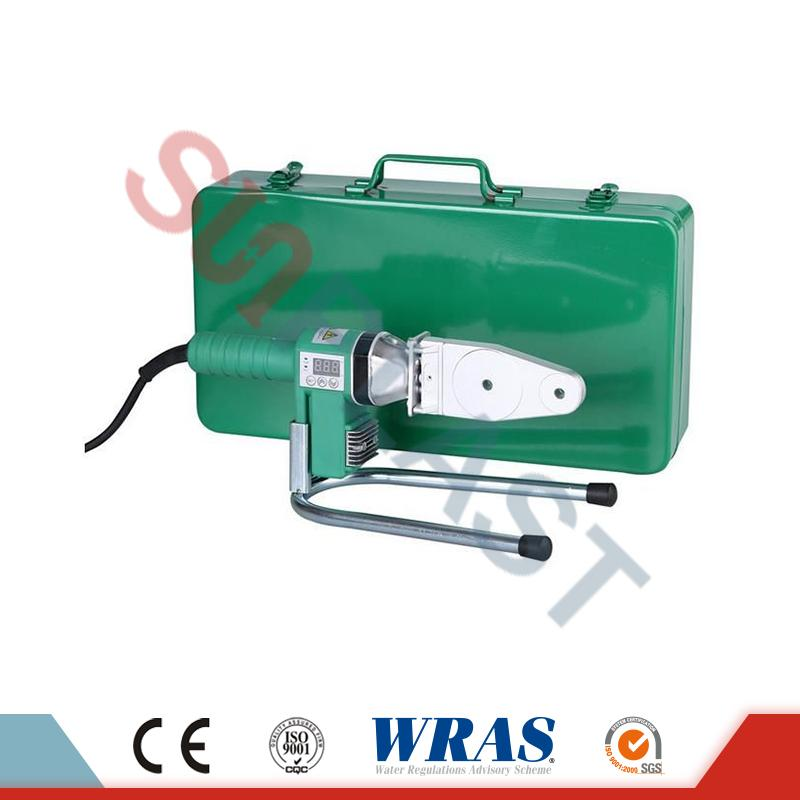 20-63mm Socket Fusion Welding Machine Para sa PPR Pipe & amp; HDPE Pipe
