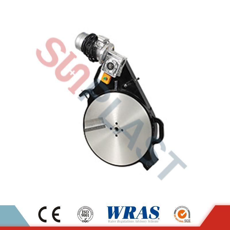 160-315mm Hydraulic Butt Fusion Welding Machine Para sa HDPE Pipe