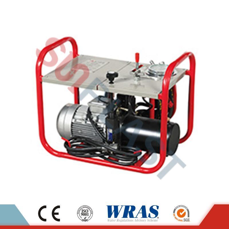 63-160mm Hydraulic Butt Fusion Welding Machine Para sa HDPE Pipe